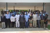 Participants and instructors at the 2015 summer school