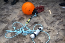 Altimeter used for sampling