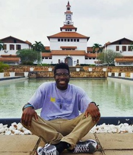 Jayson at UG